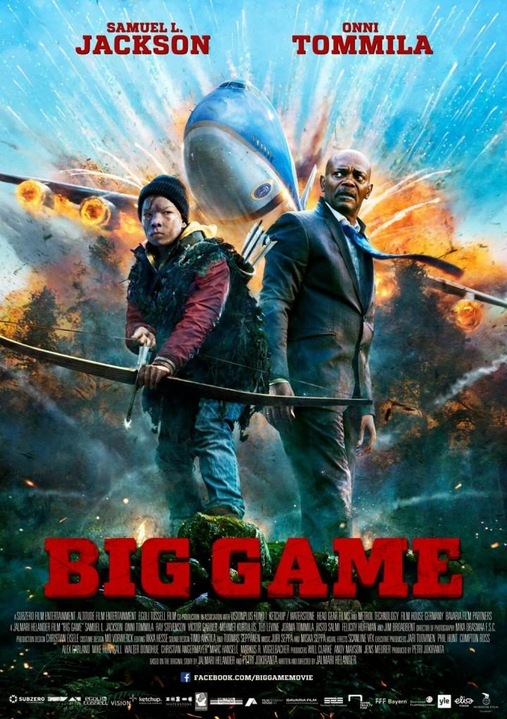 Big Game – Голяма игра 2015