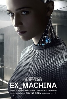 EX MACHINA – Бивша машина 2015