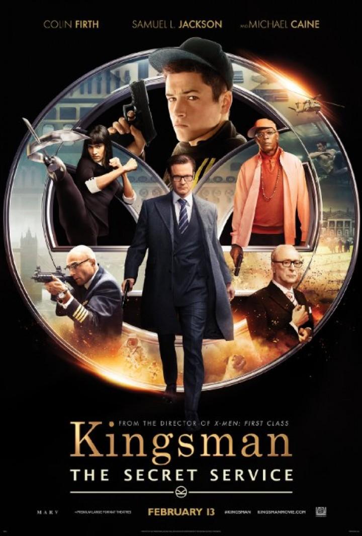 Kingsman: The Secret Service – Кингсман: Тайните служби