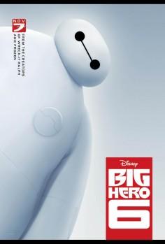 Big Hero 6 – Героичната шесторка 2014