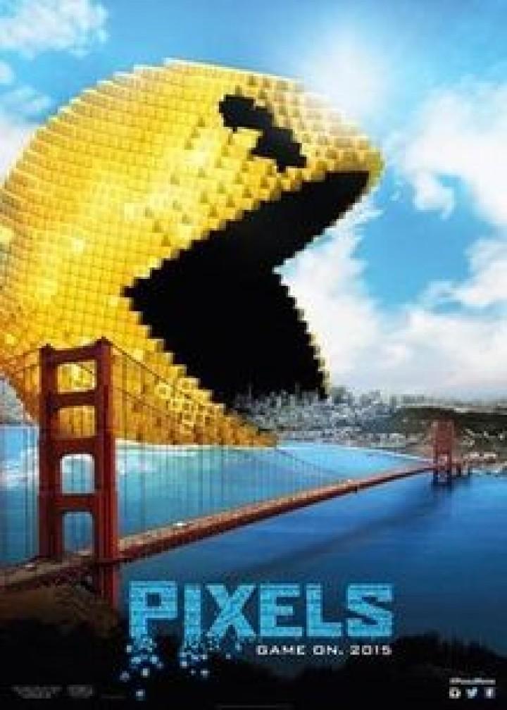Pixels – Пикселите – Филмов трейлър H24D.com