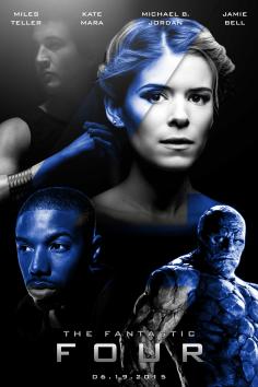 Fantastic Four – Фантастичната четворка 2015