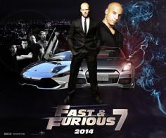 Fast and Furious 7 – Бързи и яростни 7