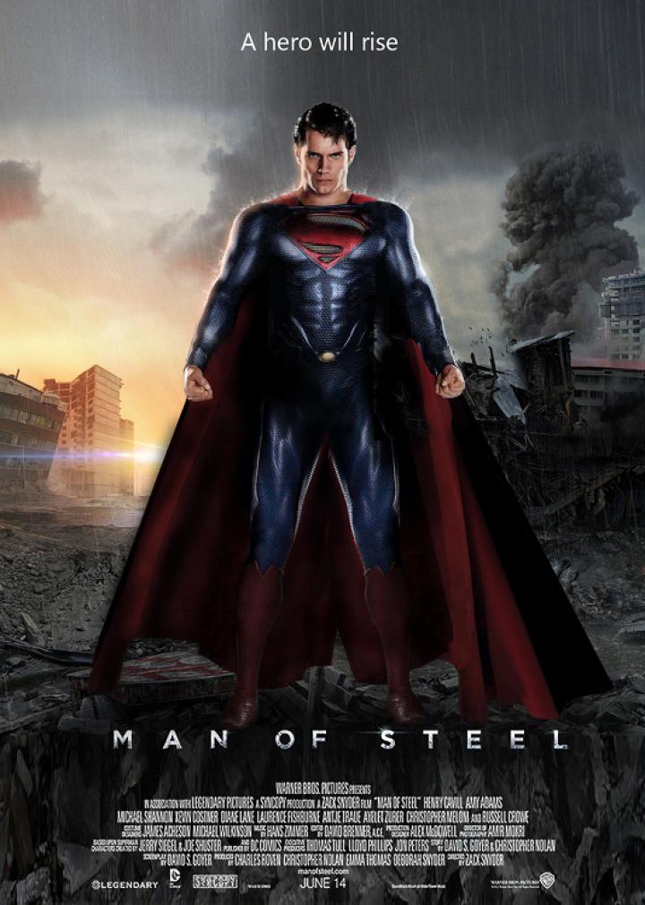 Man of Steel – Човек от стомана 2013
