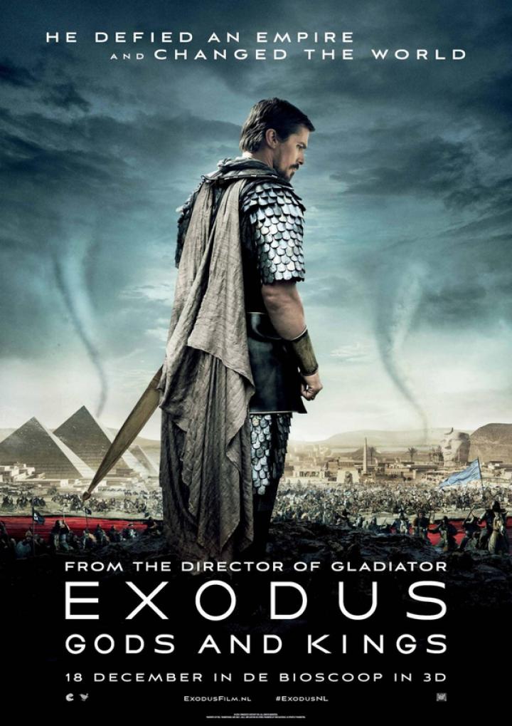 Exodus: Gods and Kings – Изход: Богове и Царе 2014